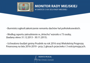 monitorXIX